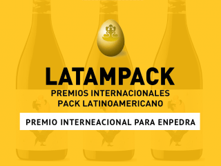 Premio Internacional para ENPEDRA,  Mejor Packaging Latinoamericano