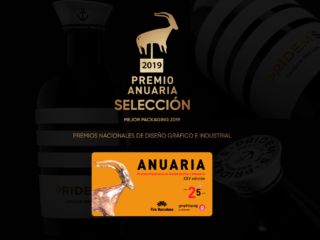 Premio Anuaria Selección Mejor Packaging Nacional 2019